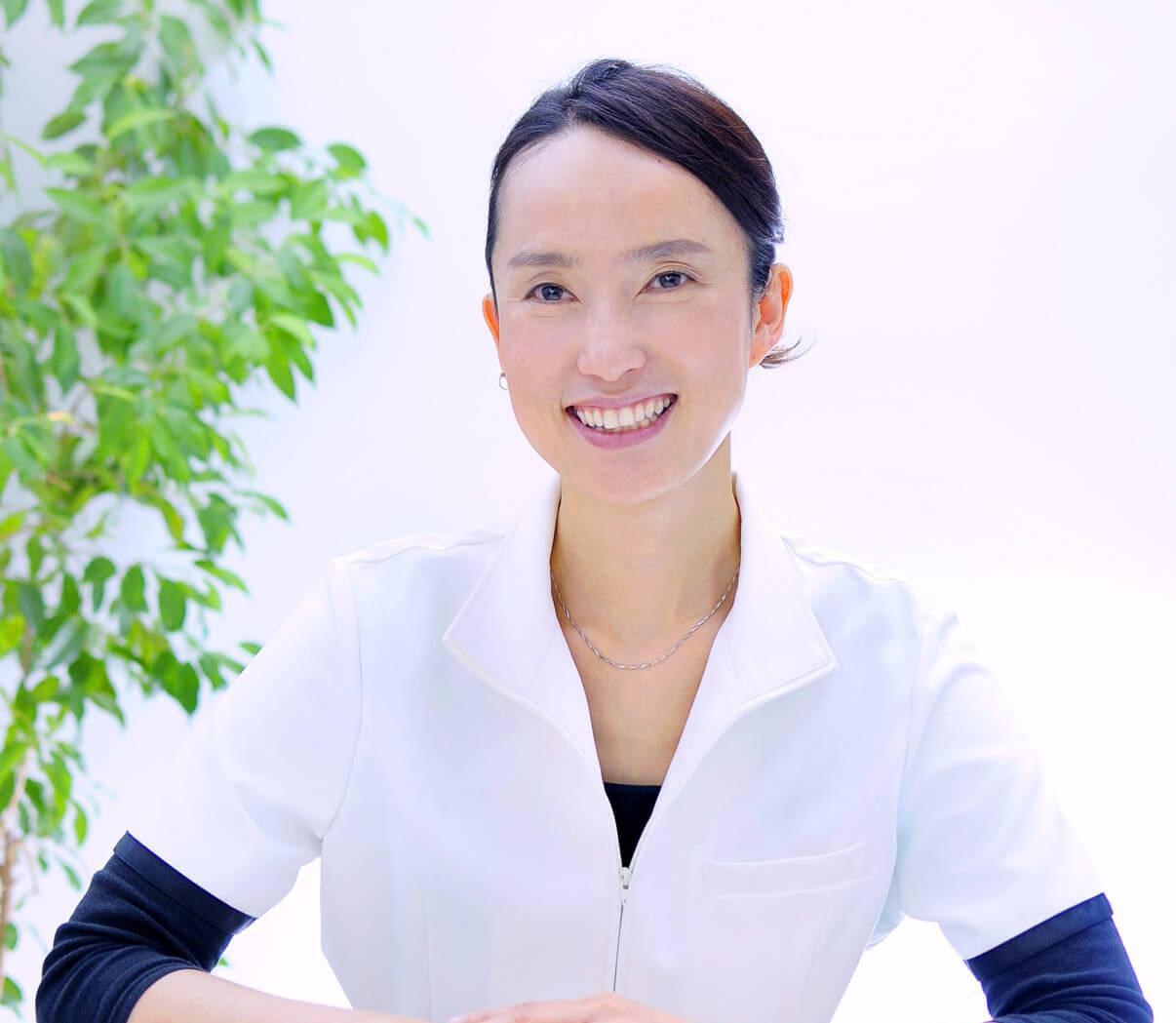 栃尾京子 顔写真